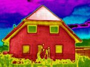 Тепловизионное обследование любого здания с использованием тепловизора