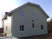 Строим каркасные дома ,  бани по финской и канадской технологии