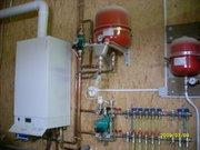 Отопление,  водопровод,  канализация,  замена труб,  вентиляция,  теплоизол