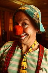 Клоун в Казани!