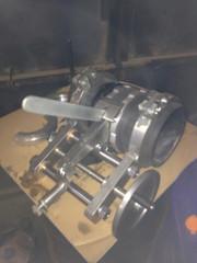 Установка сварки труб УСПТ 110-160М