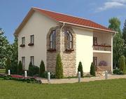 продам дом на две семьи  127кв.м