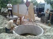 ЗЕМЛЯНЫЕ РАБОТЫ водопровод и канализация под ключ