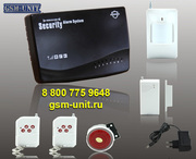 Охранная GSM-сигнализация