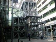 Нестандартные строительные,  технологические металлоконструкции