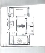 Продаю 3 комнатную квартиру в Советском районе г. Казани.