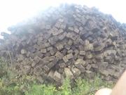Деревянные шпалы бу в Казани