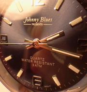 Классические часы Johnny Blues «PRESENTS»