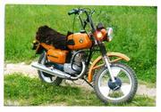 Продаю момтоцикл Восход-3М