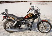 мопед Iron Eagle lbc 50
