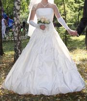 Продам нежное,  романтичное,  изящное свадебное платье