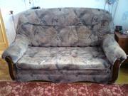 Продам мягкую мебель мини диван два кресла