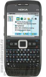 Продам телефон Nokia E71 черный